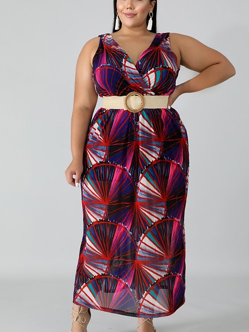 Mesmerize Maxi Dress