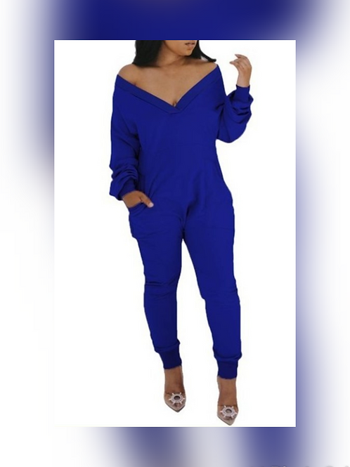 I Got The Blu's Jumpsuit