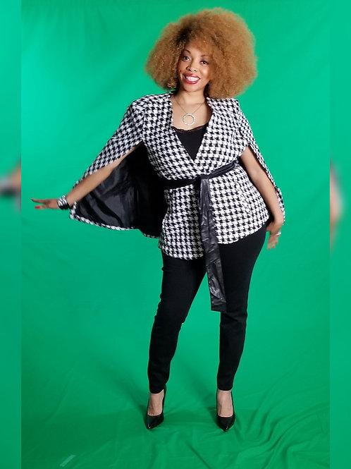 Monique Split Sleeve Knit Jacket