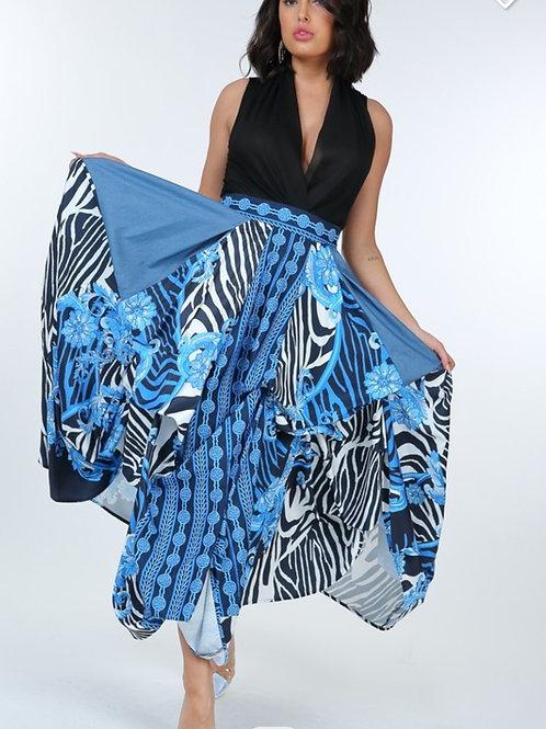 Flow'n'Class Maxi Skirt