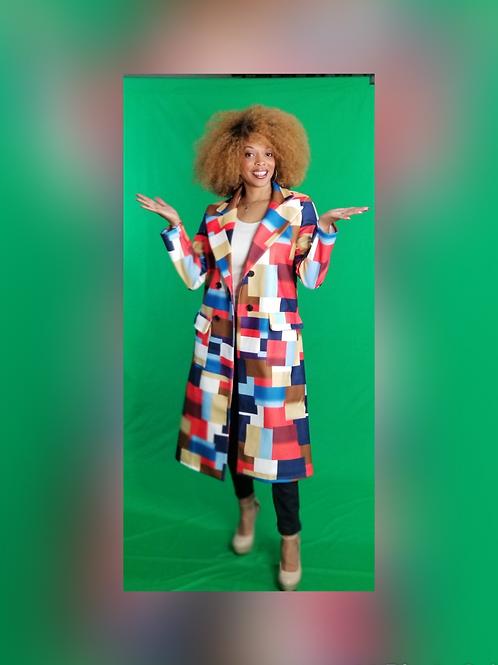 Monique Fly Coat
