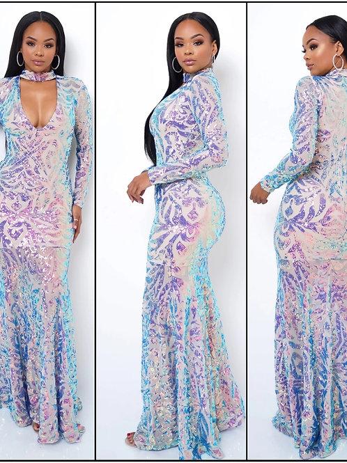 Iris Maxi Dress