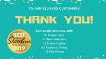 2019 Best of the Shoreline