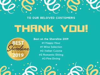 2019 Best of the Shoreline