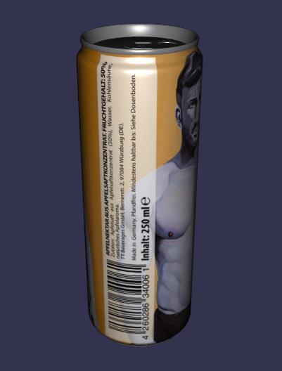 Cancan Soda