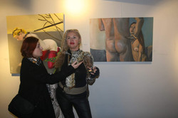 Photos from the opening cocktail