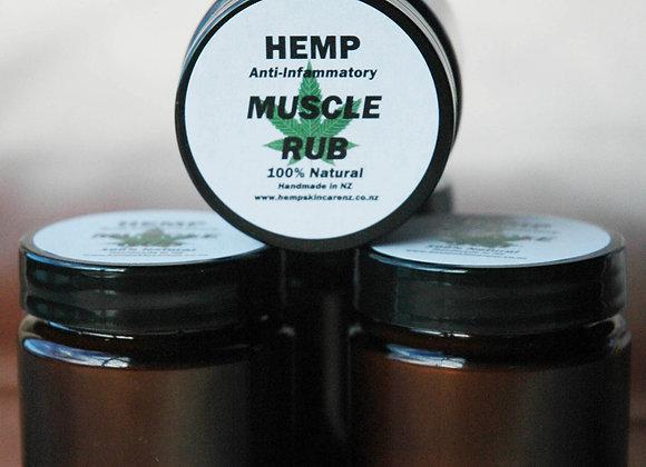 Hemp Anti-Inflammatory Muscle Rub 65gm