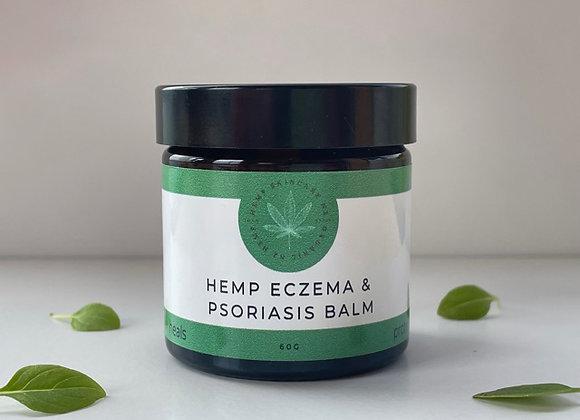 Hemp Eczema & Psoriasis Balm 60gm