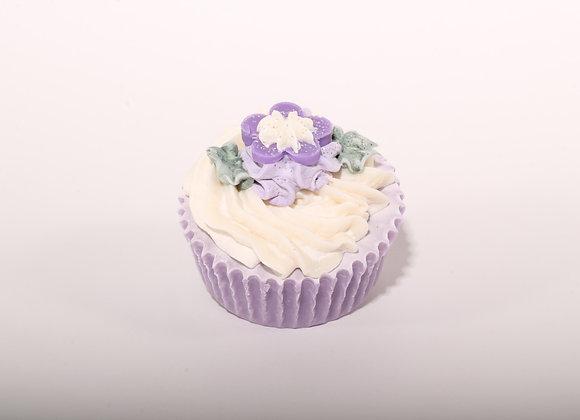 Lavender Cupcake (Large)