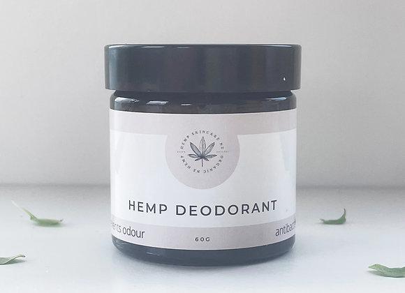 Organic Hemp Deodorant