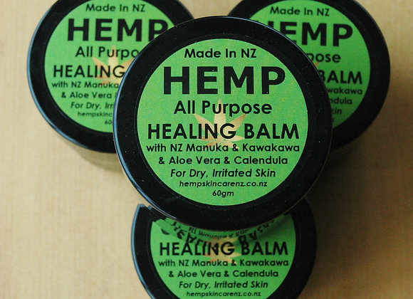 Hemp All Purpose Healing Balm