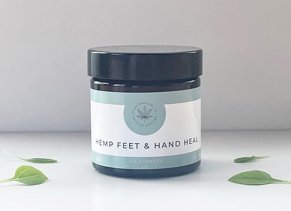 Hemp Feet & Hand Heal   60g