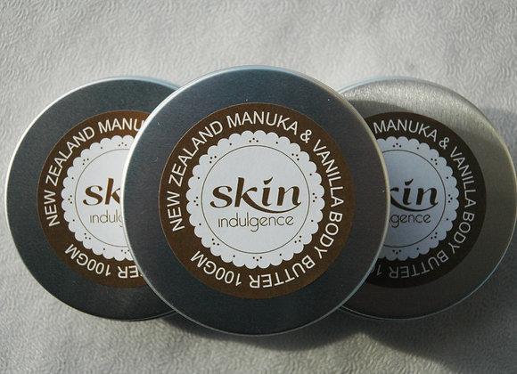 Vanilla & Kiwifruit Body Butter   100g