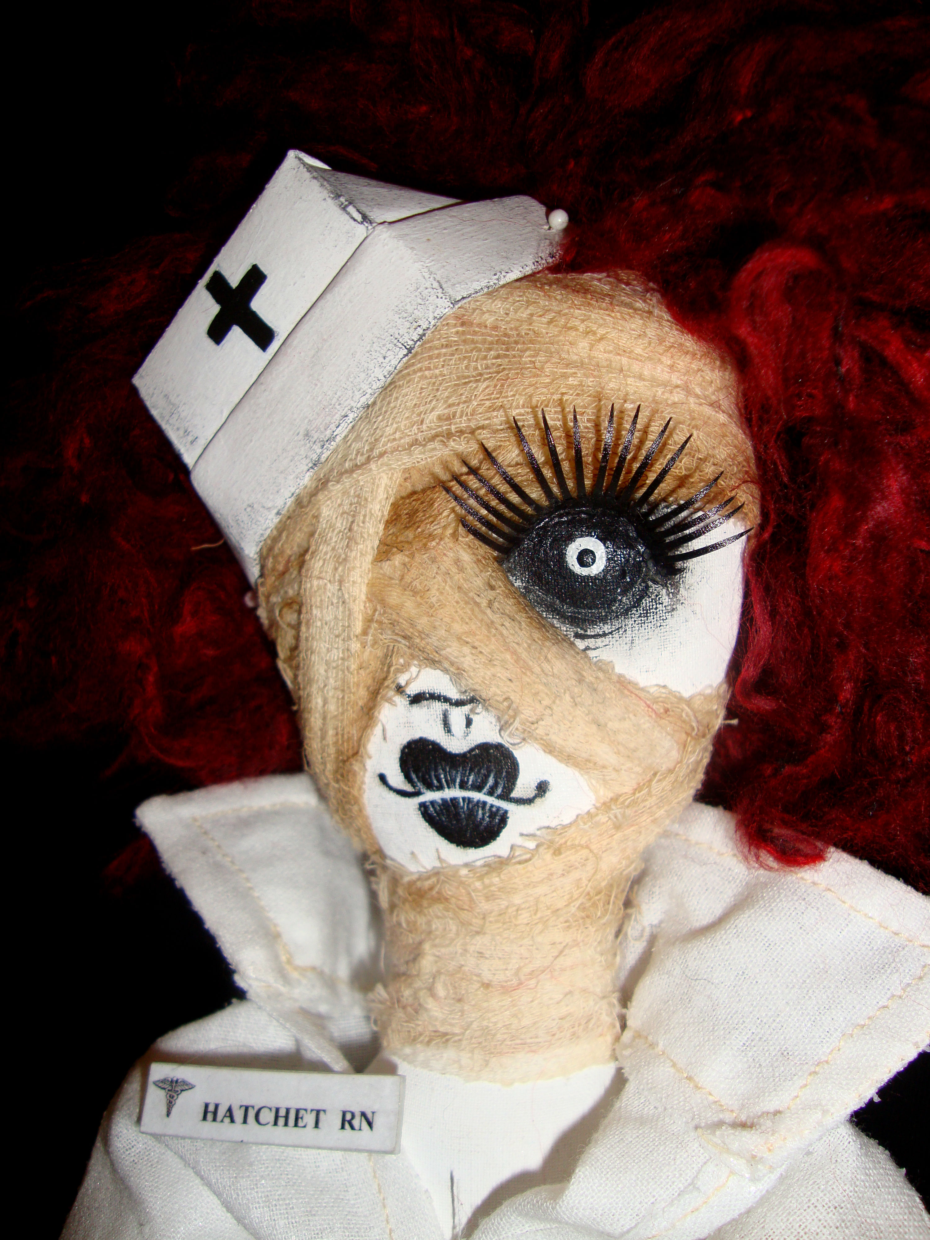 Nurse Hatchet RN