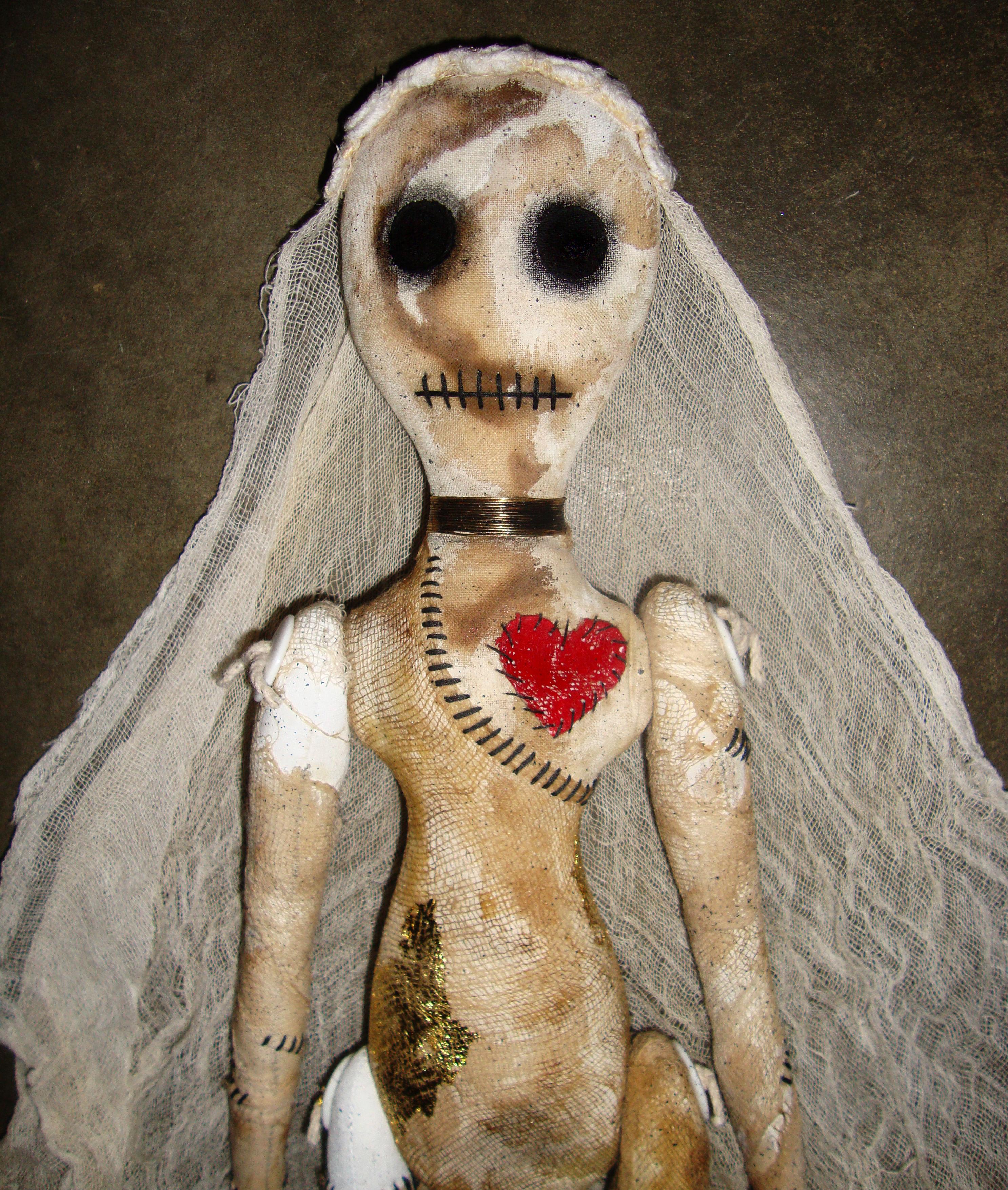 Voodoo Doll Bride