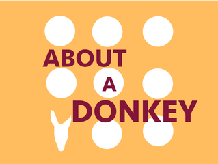 """Booked: Feature film, """"About a Donkey,"""" Dir. Christina Raia"""