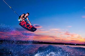 wakeboarding lake geneva