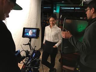 Filming 'Story Ave,' Dir. Aristotle Torres