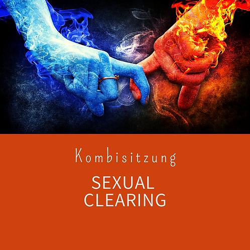KOMBISITZUNG: Sexual Clearing & Healing mit Lichtsprache Grid