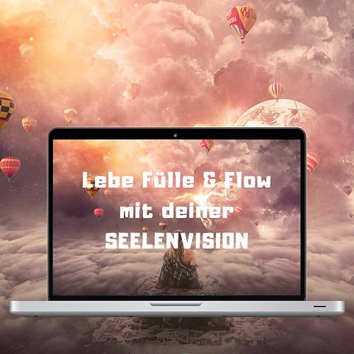 4 Wochen Einzelcoaching: Lebe Fülle & Flow mit deiner Seelenvision