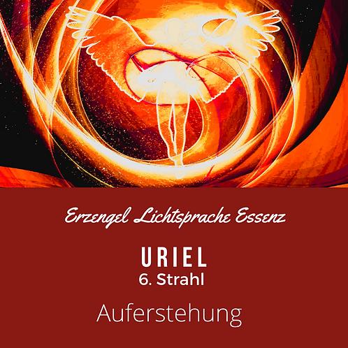 URIEL Engel Lichtsprache Aura Essenz
