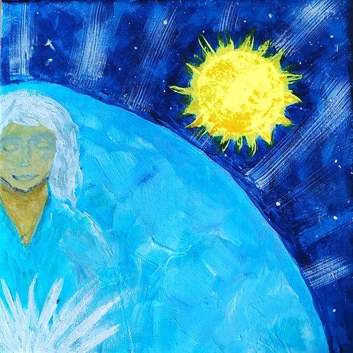Magie der Elemente Sonne - Auraessenz SIANAH