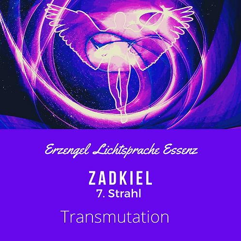 ZADKIEL Engel Lichtsprache Aura Essenz
