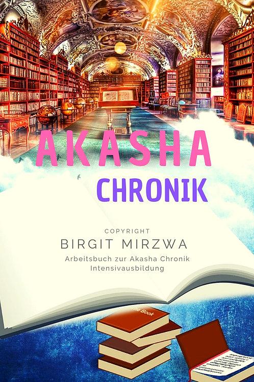 4 Wochen Akasha Chronik Heilerausbildung
