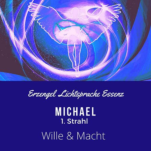 MICHAEL Engel Lichtsprache Aura Essenz