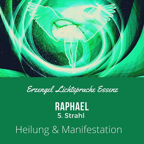 RAPHAEL Engel Lichtsprache Aura Essenz