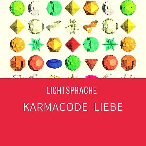 49er LICHTSPRACHE GRID: ENDLICH LIEBE - AUFLÖSUNG KARMACODE LIEBE