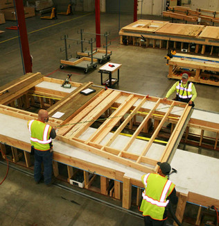 Prefab Panels Offer Accuracy, Less Waste and Streamline Production