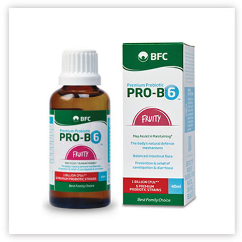 BFC Pharma PRO-B6 SUSPENSION FOR ADULTS