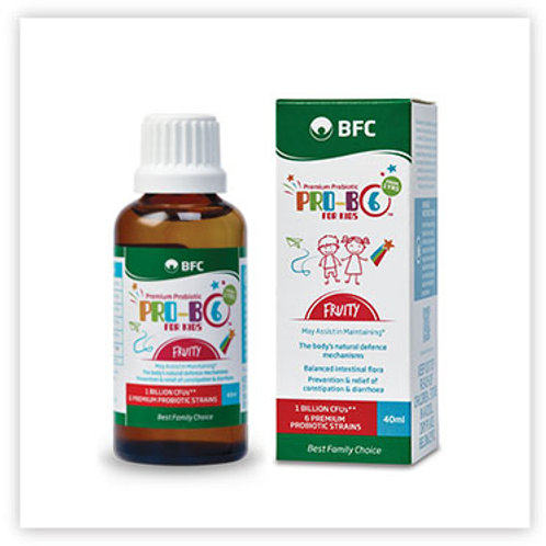 BFC Pharma PRO-B6 SUSPENSION FOR KIDS