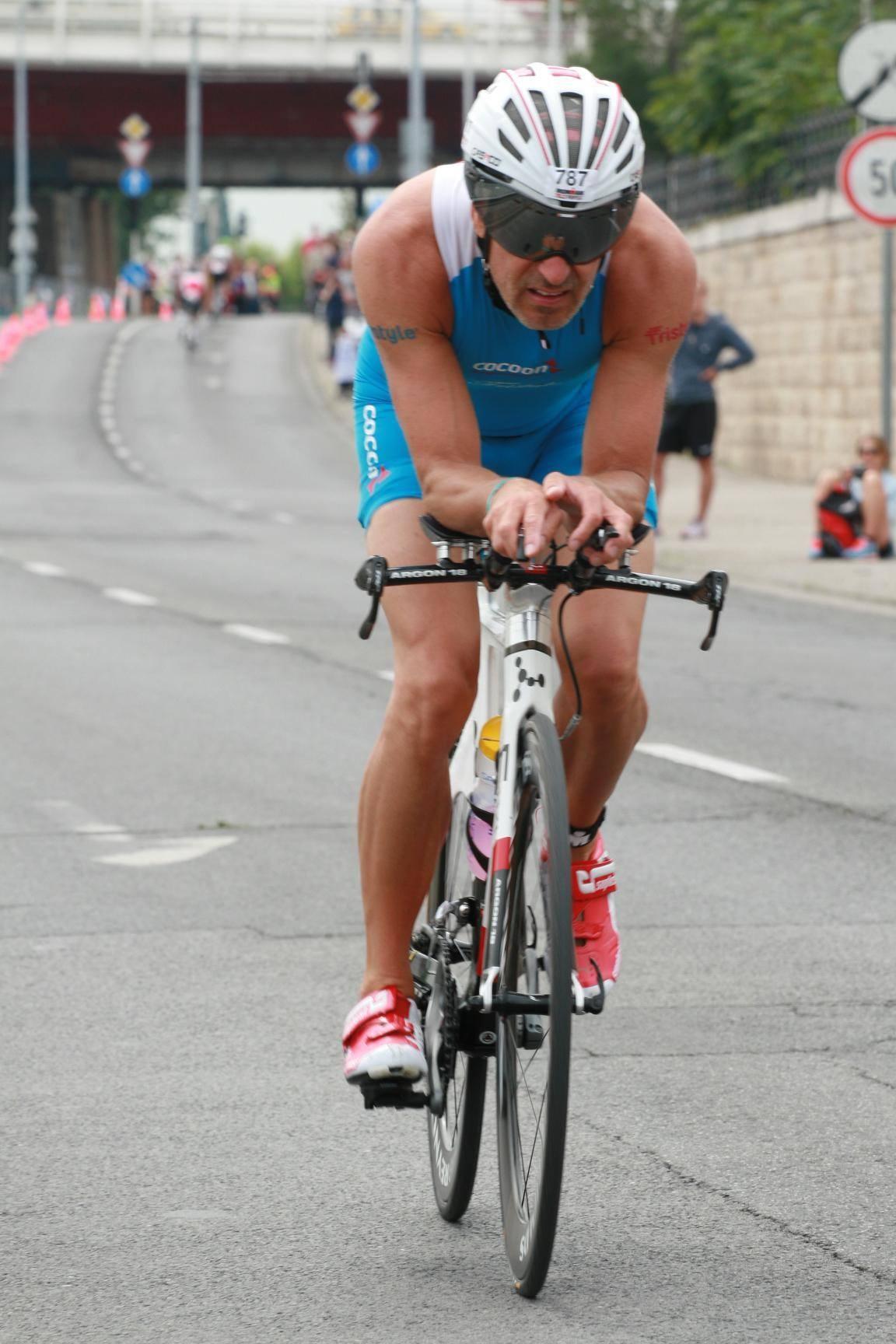 Ironman 70.3. Budapest 2014