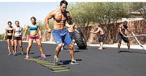 MuchFit Functional Outdoor Training