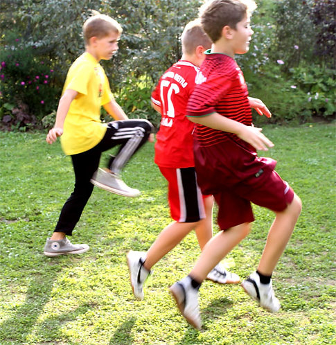 MuchFit Eltern+Kinder Lauftechniktraining