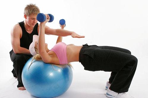 Personal Training - Persönliches Einzeltraining