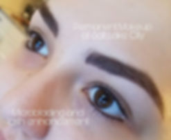 Microblading and Lash Enhancement for th