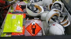 Hardhats & Safety Vests