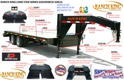 GNLS Goosenck Lone Star Series