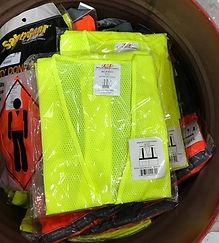 Class 2 safety vest $5.99