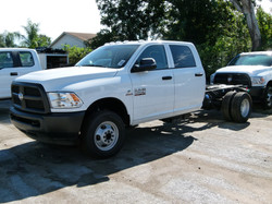 2016 RAM 3500 Chassis 4x2