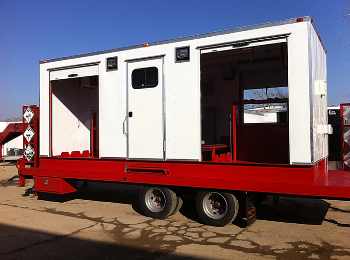 Specialty Trailers from Trailer Wheel & Frame