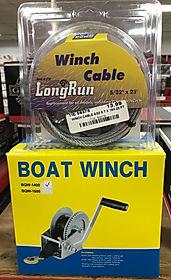 Hand winch $19.99