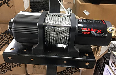 Power winches from $249