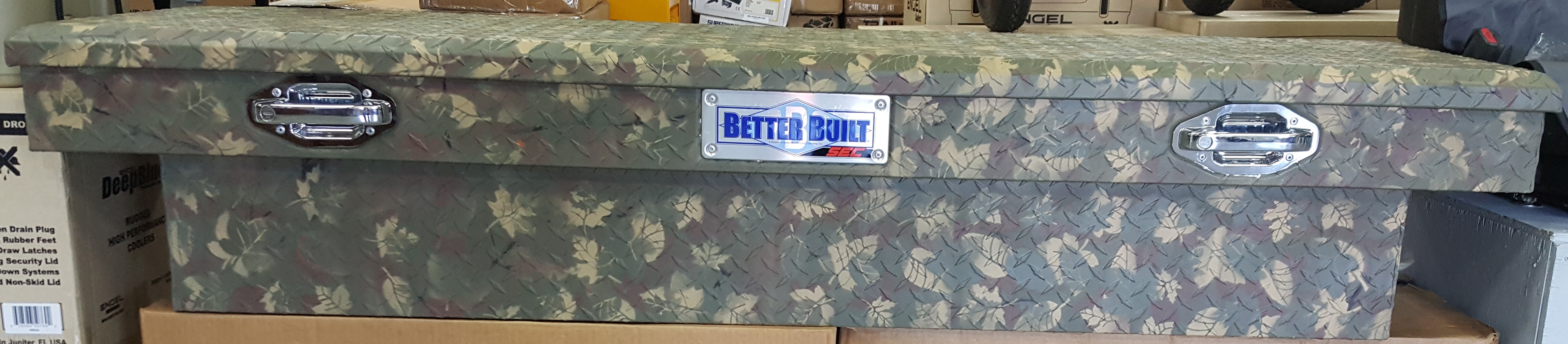 Better Built Camo Crossbox