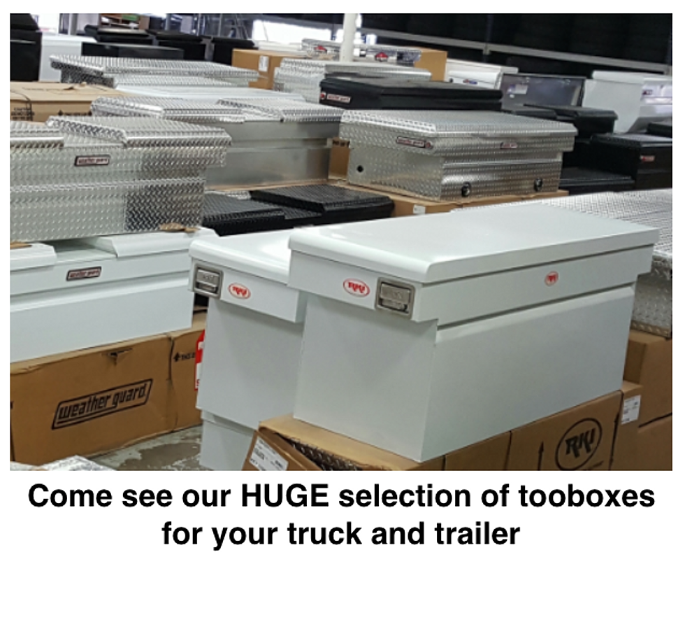 toolboxes for your trailer truck