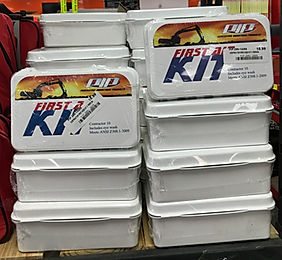 10-person First Aid Kit $15.99