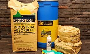 Sphag Sorb, Spill Control